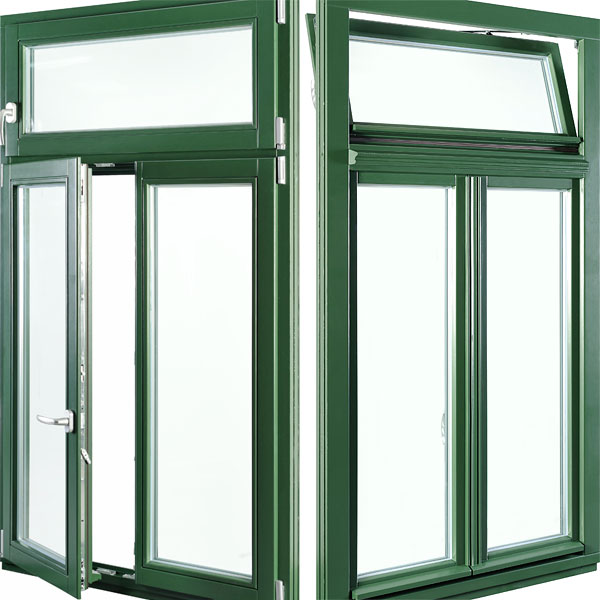 SOFTLINE 78 Holzfenster Oberlicht DRUTEX